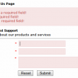 JS Auto Form Validator 2 full screenshot