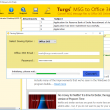 MSG to Office 365 Wizard 2.0 full screenshot