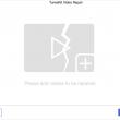 TunesKit Video Repair for Mac 1.0.0 full screenshot