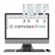 Canvas X Draw for macOS 7 full screenshot