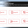 ShDataRescue PDF Manager 19.0 full screenshot