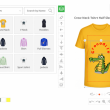 T-shirt Design Software 1.1.0 full screenshot