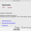 Syncovery for Mac 9.18d full screenshot