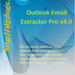 Outlook Email Data Extractor 4.0 full screenshot