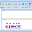 OST to PST Converter Free 18.02 full screenshot