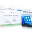 Ashampoo Windows 11 Check & Enable 1.0.0 full screenshot