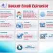 Boxxer Email/Phone/Fax Extractor 4.0.0 full screenshot