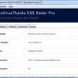 NoVirusThanks EXE Radar Pro 3.0 full screenshot
