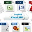 VeryPDF Cloud REST API 2.0 full screenshot