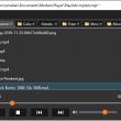 Modam Player 0.19.2 full screenshot