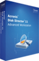 Acronis Disk Director 11 Advanced Workstation 11.0 full screenshot