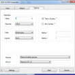 XLS to CSV Converter 3.45 full screenshot