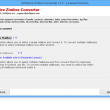 Zimbra User Accounts to Outlook 8.3.7 full screenshot