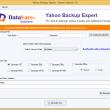 DataVare Yahoo Backup Expert 1.0 full screenshot