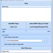 Compress Multiple MP4 Files Software 7.0 full screenshot