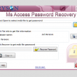 Aryson MS Access Password Recovery 17.0 full screenshot