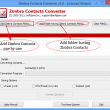 Software4Help Zimbra Contacts Converter 3.1.8 full screenshot