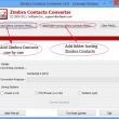 Software4Help Zimbra Contacts Converter 3.1.8 full screenshot