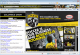 Columbus Crew MLS Firefox Theme 0.9.2 full screenshot