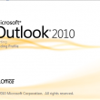 Microsoft Outlook 2010 14.0.4760.1000 full screenshot