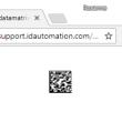 Data Matrix PHP Barcode Generator Script 17.12 full screenshot