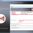 Aryson Gmail Backup Software 20.9 full screenshot