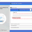 EML to PST Converter 2.0 full screenshot