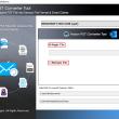 Mac PST to MBOX converter 21.1 full screenshot