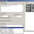 .NET Standard 2D Barcode Generator 20.04 full screenshot
