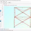 2D Frame Analysis Static Edition 6.5 full screenshot