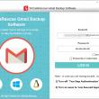 ShDataRescue Gmail Backup Tool 20.0 full screenshot