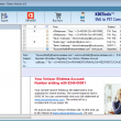 KDETools EML to PST Converter Software 1.0 full screenshot