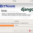 BitNami DjangoStack 2.2.7-0 full screenshot