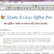SSuite Ex-Lex Office Pro 2.34.12 full screenshot
