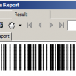 Code 128 Barcode for i-net Clear Reports 2016 full screenshot
