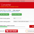 Convert OST to Thunderbird 6.0 full screenshot