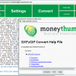 QXF2QIF Convert 10.2.09 full screenshot