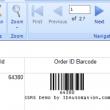 SSRS Code 128 Barcode Generator 2019 full screenshot