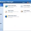 Windows 7 Manager (x64bit) 5.2.0 full screenshot