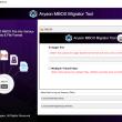 MSOutlookHelp MBOX Converter 21.1 full screenshot