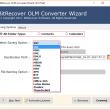 Mac OLM to Windows Live Mail 2.3 full screenshot