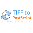 VeryUtils TIFF to Postscript Converter Command Line 2.3 full screenshot