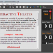 Interactive Theater 1.5.0.2 full screenshot