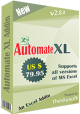 Automate XL 2.8.0 full screenshot