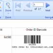 SSRS Linear Barcode Generator 18.04 full screenshot