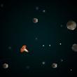 Asteroids 1.8.1 full screenshot