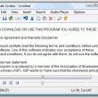 Portable EF Talk Scriber 3.80 full screenshot
