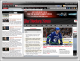 Hockey News IE Browser Theme 0.9.2 full screenshot