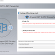 OST to PST Converter Full Version 17.0 full screenshot