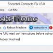 Shoretel Contacts Fix 3.0 full screenshot